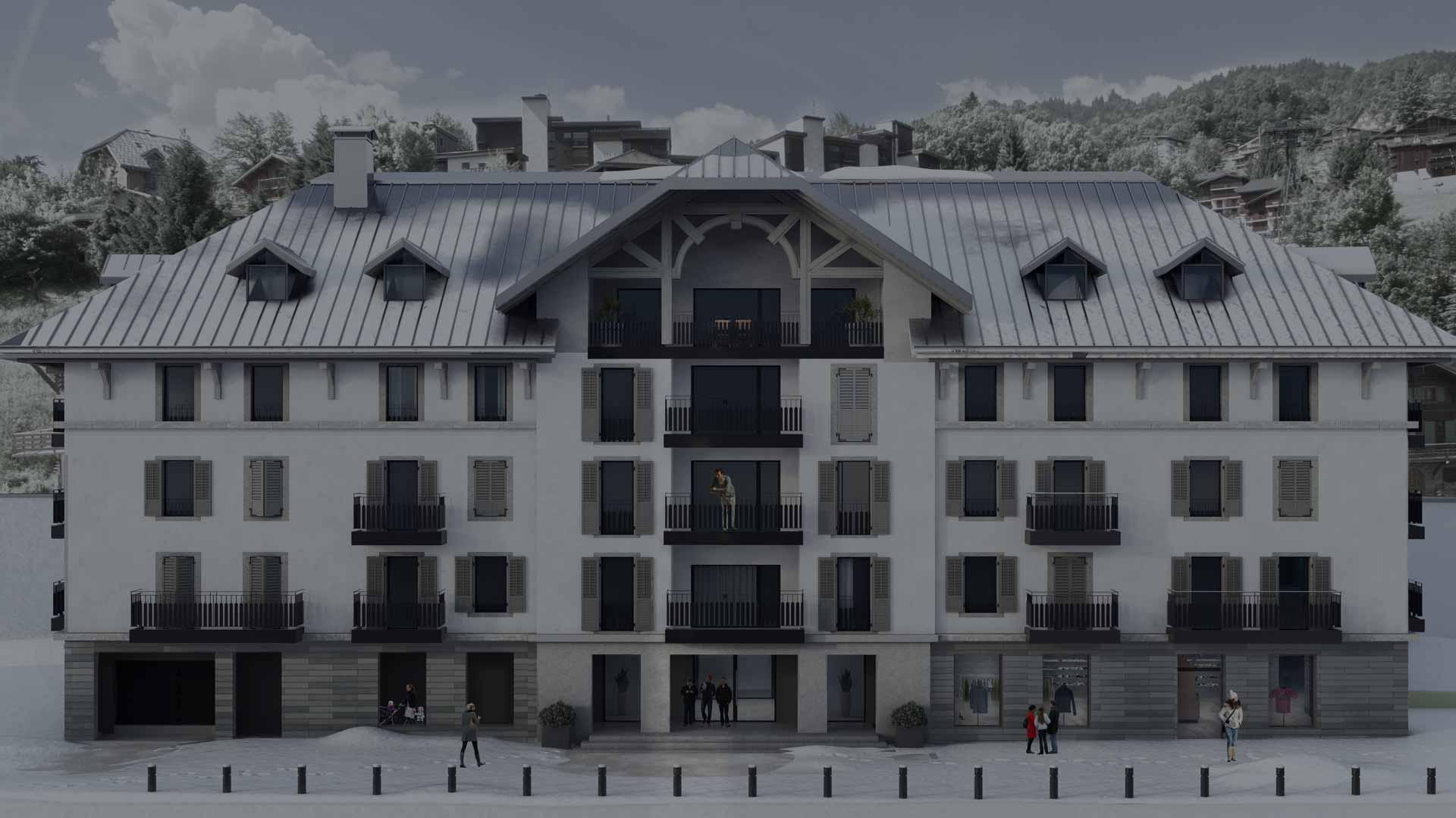 Votre appartement skis aux pieds